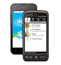 скайп для телефона lg